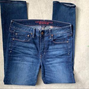 American Eagle High Rise Skinny Jean